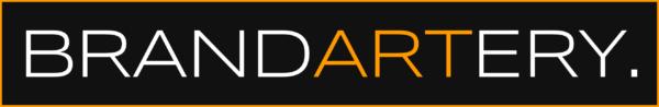Logo · Web Design, Photography & Branding Studio · Brand Artery