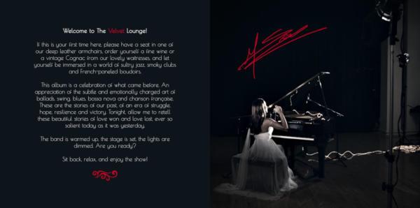 Branding: Album CD » Webdesigner Saarbrücken · Fotografie · Copywriting · Storytelling » Brand Artery