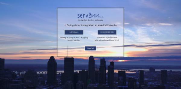 Website Showcase: ServImm » Webdesigner Saarbrücken · Fotografie · Copywriting · Storytelling » Brand Artery