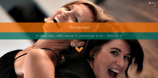 Website Showcase: Yoga de la Vie » Webdesigner Saarbrücken · Fotografie · Copywriting · Storytelling » Brand Artery