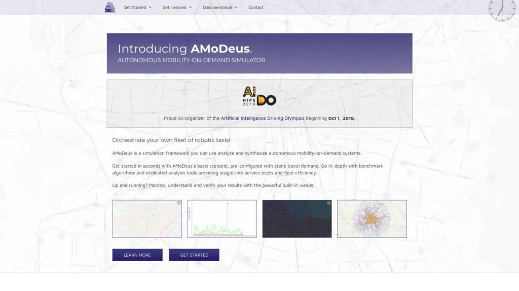 Website Showcase: AMoDeus » Webdesigner Saarbrücken · Fotografie · Copywriting · Storytelling » Brand Artery