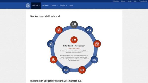 Website Showcase: BVAM » Webdesigner Saarbrücken · Fotografie · Copywriting · Storytelling » Brand Artery
