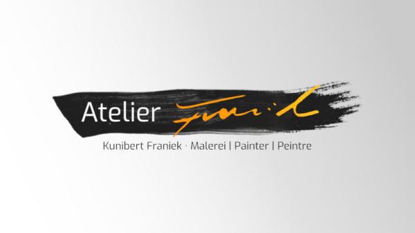 Branding: Atelier Franiek Logo » Webdesigner Saarbrücken · Fotografie · Copywriting · Storytelling » Brand Artery