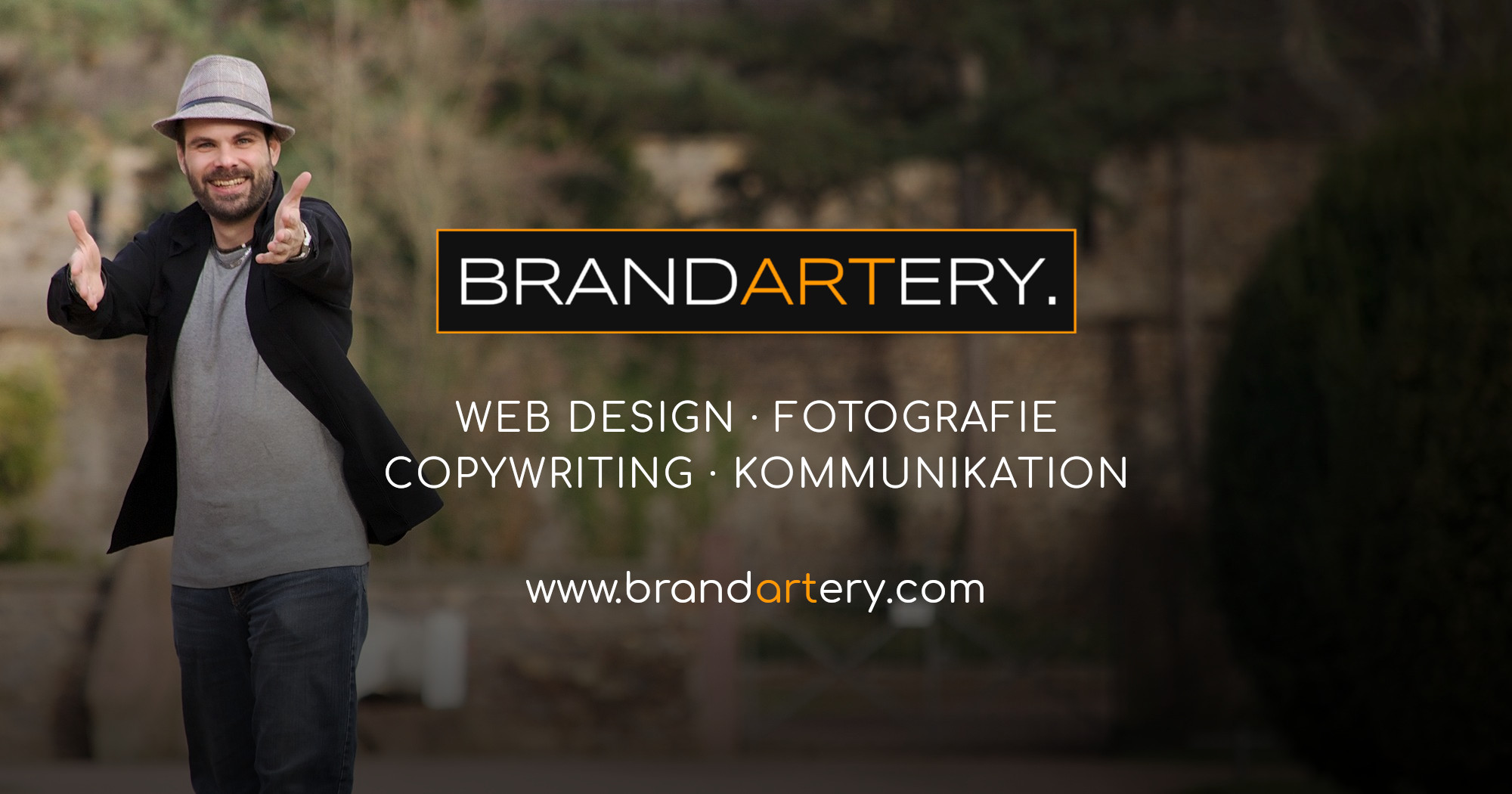 OpenGraph: Facebook » Webdesigner Saarbrücken · Fotografie · Copywriting · Storytelling » Brand Artery