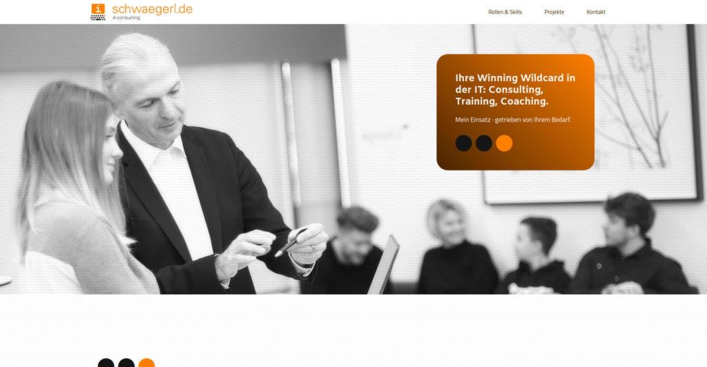Website Showcase: Peter Schwägerl » Webdesigner Saarbrücken · Fotografie · Copywriting · Storytelling » Brand Artery