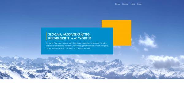 Website Demo: Federica Keighley » Webdesigner Saarbrücken · Fotografie · Copywriting · Storytelling » Brand Artery