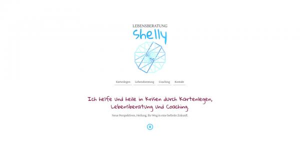 Website Demo: Shelly » Webdesigner Saarbrücken · Fotografie · Copywriting · Storytelling » Brand Artery