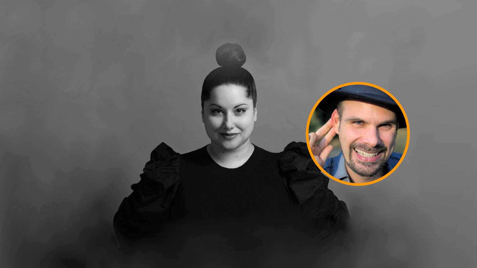 Discovering People Podcast: Mariam nimmt das Stigma von Horror in Angriff » Brand Artery Blog » Webdesigner Saarbrücken · Fotografie · Copywriting · Storytelling