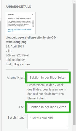 blogbeitrag erstellen seitenleiste 05 beitragsbild details » Webdesigner Saarbrücken » WordPress-Websites + Empathie